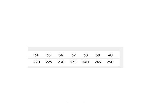 de Verano Ocasionales Tacones Moda de de Altos Punta Sandalias Planas DHG de Mujer Tacón Blanco Sólido bajo Zapatillas Sandalias Dulces de de Color 38 Sandalias qxZ1fWwPt