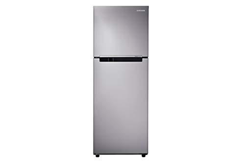 Samsung 251 L 2 Star  2019  Frost Free Double Door Refrigerator RT28K3082S8/HL, Silver, Inverter Compressor