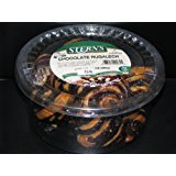 Stern's Bakery 0g Trans Fat Chocolate Rugelach 12 Oz. Pack Of 3.