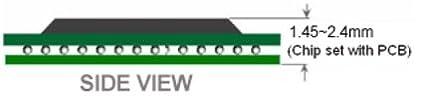 MPWCM37.5-12 with T710 TIM heatsink for Northbridge