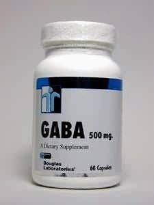 GABA 500 mg 60 capsules (GABA5)