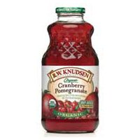 Cranberry Family Knudsen (Knudsen Organic Cranberry Pomegranate Juice, 32 Ounce - 12 per case.)