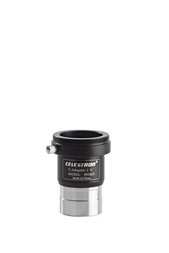 Celestron 93625 Universal 1.25-inch Camera T-Adapter, Single