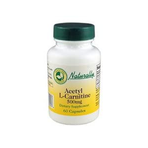 Acetyl L carnitine 500mg