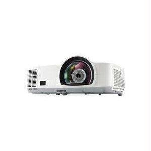 NEC Display Solutions NP-M300XS 1024 x 768 3000 Lumens LCD Short Throw Projector 2000:1