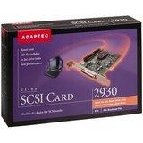 Adaptec 2930 Ultra SCSI Controller - - Up to 20MBps - 1 x 50-pin HD-50 Female SCSI-2 - SCSI External, 1 x 50-pin IDC Male - SCSI Internal