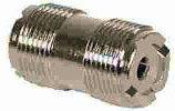 (Tram 5167 UHF Double Female Barrel Adapter)