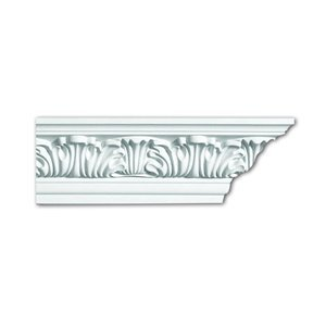 - Designer's Edge Millwork DEM-115 Dentil Crown Moulding 3-1/8
