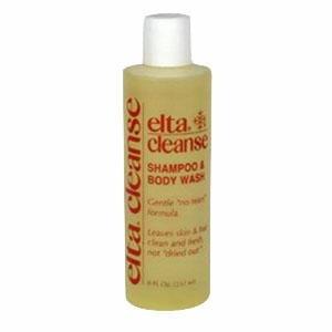 Elta Shampoo & Body Wash 128 oz