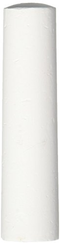 (IRWIN Tools STRAIT-LINE 2032150 Railroad Chalk, White (2032150))