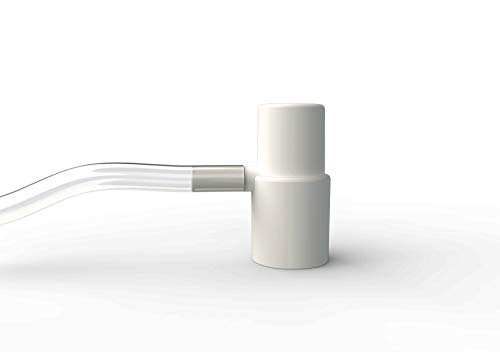 SolidCLEANER Original T Shaped Heated Hose Adapter, Sanitizing Your CPAP Mask and Machine Simultaneously