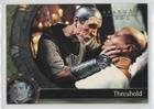 Threshold - Although SG-1 has rescued... (Trading Card) 2002-03 Rittenhouse Stargate SG-1 Season 5 - [Base] #7