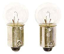 SYLVANIA 57 Basic Miniature Bulb, (Contains 2 - Mall Sylvania