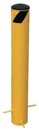 - Vestil BOLPP-42-5.5 Pour In Place Bollard, 5-1/2