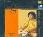 The Greatest Hits of Ustad Zakir Hussain (MUSIC CD)