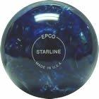 EPCO-Duckpin-Bowling-Ball-Starline-Blue-Pearl-Single-Ball