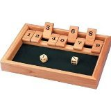 Tobar 3 X 00884 Shut The Box