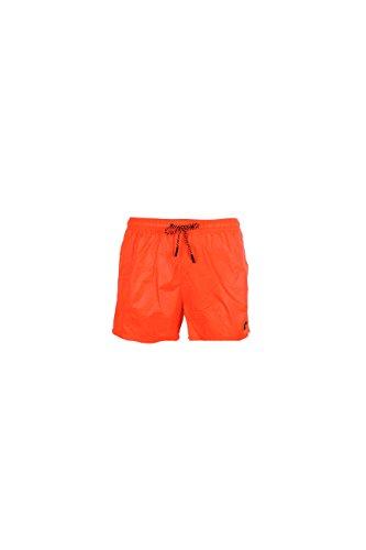 Costume Mare Uomo F**k 2XL Arancione Fluo Fk17-1023u Primavera Estate 2017