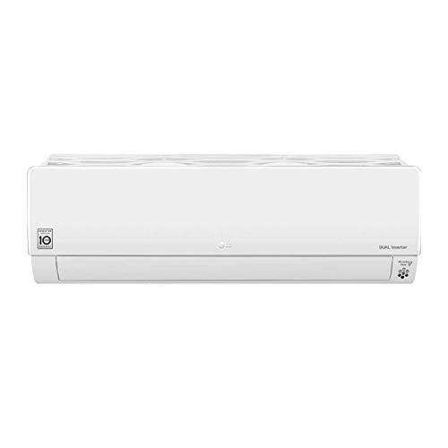 LG 1 Ton 5 Star Inverter Split AC (Copper, KS-Q12ZWZD, Crystal White)