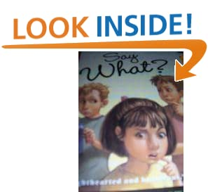 Say What? ebook