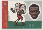 Marvin Harrison (Football Card) 1998 Upper Deck UD Choice - Mini Bobbing Head #M15