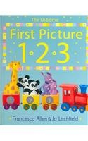 First Picture 123 (First Picture Board Books)