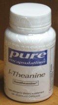 Pure Encapsulations l-théanine 200 mg - 120 capsules