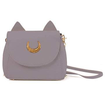 5bbf9f9f4 Sweet Women's Crossbody Bag Cat Shoulder Bags With Moon Print and Ear  Pattern Design - Women's