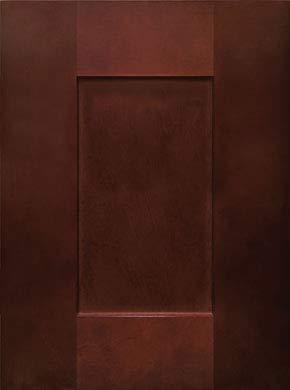 Cherry Shaker Kitchen Cabinet Sample Door