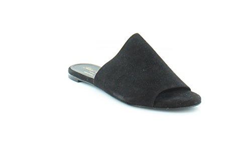 Robert Clergerie Gigy Women's Sandals & Flip Flops Che Vel Noir Size 6 M