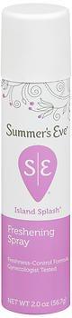 Summer's Eve Feminine Deodorant Spray Island Splash 2 oz (Pack of 5)
