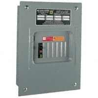 100 Amp Manual Transfer Switch with Main Lug Load (Load Side Generator Transfer Switch)