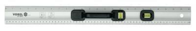 Vorel 19770-Regeln Aluminium, 2-viales, verwalten, 600mm