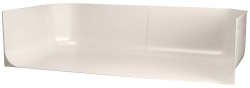 MyStudio MS32CYC-2 Professional Table Top Photo Studio Seamless Cyc Dual Background Set (2) for Product Photography, 64x32x16 inches by MyStudio