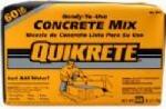 SAKRETE OF NORTH AMERICA 110160 60LB Concrete Mix