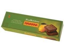 HAVANNA Galletitas Limon con Chocolate 300 grs (12cookies with chocolate)
