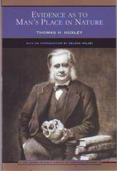 Download Evidence As to Man's Place in Nature Thomas H. Huxley with Special Introduction By Selman Halabi (Barnes and Noble Library of Essential Reading) pdf epub