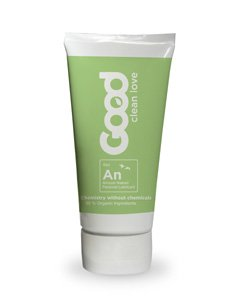 Good Clean Love All Natural Personal Lubricant, Almost Naked 4 oz (Pack of 4)