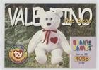 (Valentino the Bear (Trading Card) 1999 Ty Beanie Babies Series 3 - [Base])