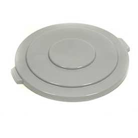 Trash Container Lid for 55 Gallon Garbage Can Global Industrial