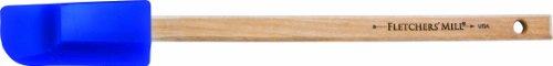 rubber wood spatula - 3