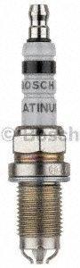 Bosch 4428 FGR8LQP0 Platinum+4 Spark Plug, Pack of 1