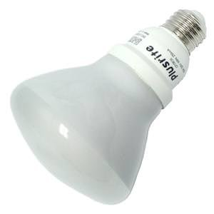 Plusrite 4217 - CF15R30/850 Flood Screw Base Compact Fluorescent Light Bulb Flood Screw Base Compact