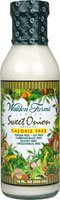 Walden Farms Jersey Sweet Onion Dressing Calorie Free, Carb Free, Fat Free, Sugar Free