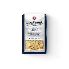 La Molisana - Imported Italian Gnocchetti Sardi Pasta N. 27, (4)- 17.6 oz. Pkgs. (Pasta Imported)