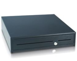 Bematech CR1000-GY Cash Drawer, Titan Jr Series, Does Not In