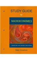 Study Guide for Macroeconomics, 7th Edition