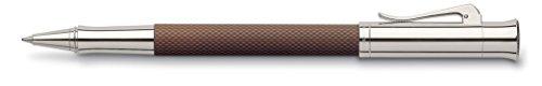 (GRAF von Faber-Castell Guilloche Rollerball Pen - Cognac)