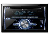 PIOFHX700BT - PIONEER FH-X700BT Double-DIN In-Dash CD Receiver with MIXTRAX (TM) amp; Bluetooth