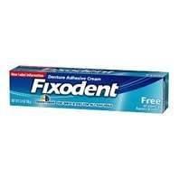 Fixodent Denture Adhesive Cream 0.75oz